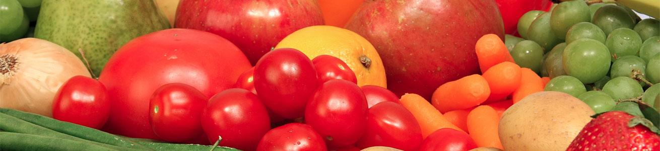 Diete personalizzate dimagranti: frutta e verdura