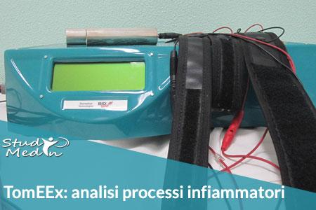 TomEEx Biotekna per analisi processi infiammatori