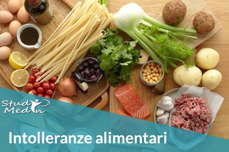 Test e diete per intolleranze alimentari - Studio MedIn Milano