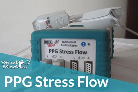 PPG Stress Flow Biotekna per analisi sistema nervoso autonomo