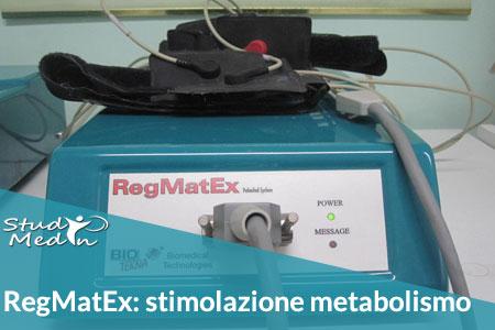 RegMatEx Biotekna per stimolazione metabolismo