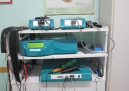 Postazione test diagnostici - Studio MedIn MIlano