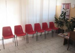 Sala attesa - Studio MedIn Milano